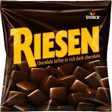 Kẹo Riesen dark chocolate