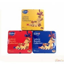 Bánh Bahlsen Leibniz Biscuits Collection 300g