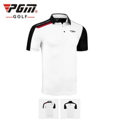 Áo Golf Nam - PGM Men Golf T Shirt - YF180