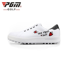Giày Golf Nữ - PGM XZ111 Women Fashion Microfiber Golf Shoes