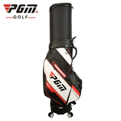 Túi Gậy Fullset- PGM QB064 4 Universal Wheel Retractable Golf Bag