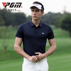 Áo Golf Nam Ngắn Tay - PGM Men Golf T-Shirt - YF240