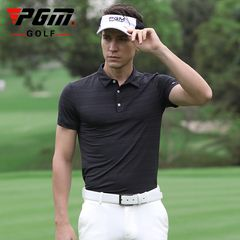 Áo Golf Nam Ngắn Tay - PGM Men Golf T-Shirt - YF265