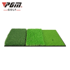 Thảm Tập Swing Golf - PGM DJD024 Foldable 3 in 1 Golf Hitting Mat