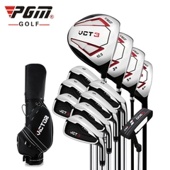 Bộ Gậy Golf Nam VICTOR III - PGM MTG031 VICTOR III Series Men Golf Club Set
