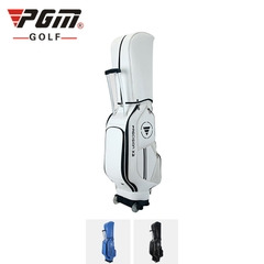 Túi Gậy Golf Fullset - PGM Trolly Staff PU Golf Bag - QB029