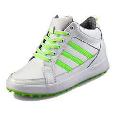 Giày Golf Nữ - PGM Golf Shoes Genuine Leather - XZ038