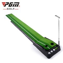 THẢM TẬP PUTTING GOLF - PGM Black PP Golf - TL004 (Best seller 2019)