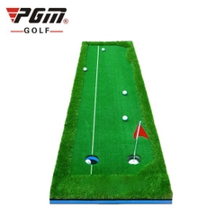 THẢM TẬP PUTT - PGM Golf Green With White Line - GL001
