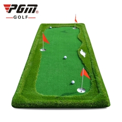 GL006 - Thảm tập putting golf - PGM Golf Green (3Mx1,5Mx3M)