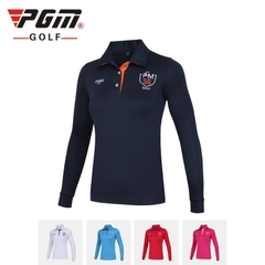 Áo Golf Nữ Dài Tay - PGM Golf T-Shirt Angel Display - YF031