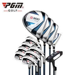 MTG025 - BỘ GẬY GOLF NAM - PGM G300 Series Men Golf Club Set
