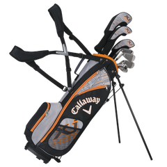 Bộ gậy golf Trẻ em - Callaway X Junior Hot 8PC 9-12 BOY IR JV