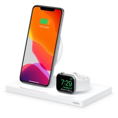 Belkin BOOST UP Wireless Charging Dock for iPhone + Apple Watch