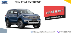 EVEREST TITANIUM 2.0L 4X4 AT