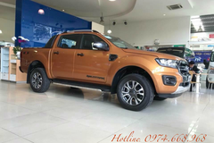 RANGER WILDTRAK 2.0L 4X4 AT