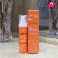 Kem chống nắng Avene Very High Protection Emulsion SPF50+ 50ml