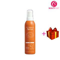 XỊT CHỐNG NẮNG AVENE VERY HIGH PROTECTION SPRAY 50+