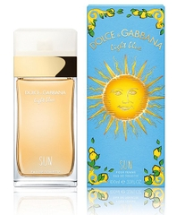 D&G Light Blue Sun Limited