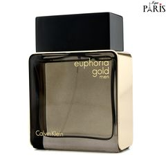 CK Euphoria Gold Limited Edition For Men