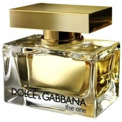 D&G The One for women