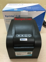 Máy in Xprinter XP-350B (2 in 1)