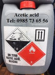 Axit axetic, Dấm , Acetic Acid, CH3COOH