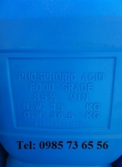 axit photphoric, Phosphoric Acid, H3PO4