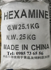 Urotropine, hexamine, hexamethylene tetramine, Methenamine, C6H12N4