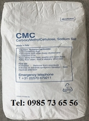 CMC, Sodium Carboxymethyl Cellulose, chất tạo đặc