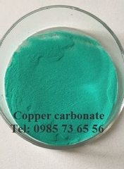bán CuCO3.Cu(OH)2, copper carbonate, copper carbonate hydroxide