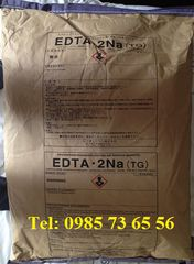EDTA 2Na, Disodium ethylen diamin tetraacetate