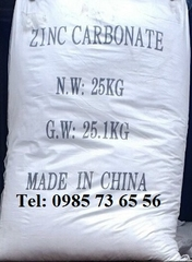 bán ZnCO3, Zinc carbonate, kẽm carbonate