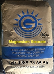 bán magie stearat, Magnesium Stearate, Mg(C18H35O2)2
