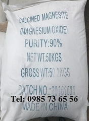 Magie oxit, Magnesium oxide, oxit magie, MgO