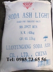 natri cacbonat, sodium carbonate, soda ash light, Na2CO3