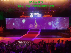 Màn hình led P3 full color indoor
