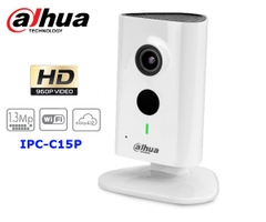 Camera IP Dahua IPC-C15P (1.3MP, wifi, thẻ nhớ)