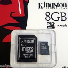 Thẻ nhớ Kingston 8GB
