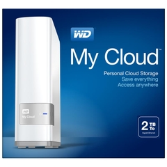 Ổ cứng mạng Western (WD) My Cloud 3TB 3.5' Personal Cloud Storage – NAS