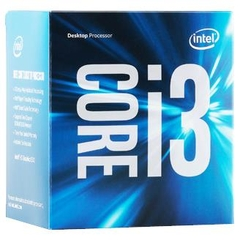 CPU Intel® Core™ i3 - 6300 LGA1151 Skylake