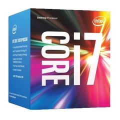 CPU Intel® Core™ i7 - 6700 3.4 GHz / 8MB / HD 530 Graphics / Socket 1151 (Skylake)