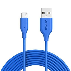 Cáp Micro USB 3m Anker PowerLine - A8134