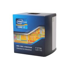 CPU Intel i7 - 4790 3.6 Ghz