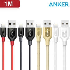 Cáp Lightning dài 0.9m Anker Powerline+ A8121