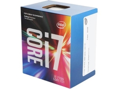 CPU Intel Core i7-7700 3.6 GHz / 8MB / HD 600 Series Graphics / Socket 1151 (Kabylake)