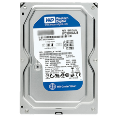 WD HDD Blue 5TB 3.5