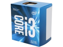 CPU Intel Core i3-7100 3.9 GHz / 3MB / Intel HD Graphics 630 / Socket 1151 (Kabylake)