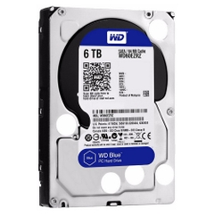 WD HDD Blue 6TB 3.5