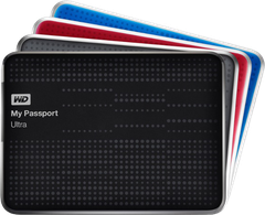 Ổ cứng di động WD My Passport Ultra 500GB 2.5